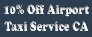10% off airport taxi services